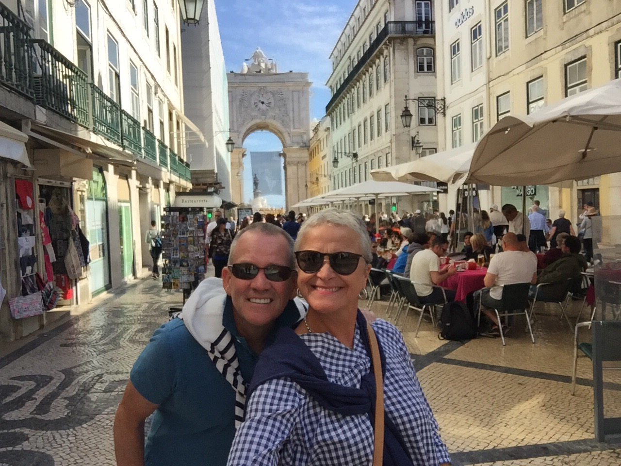 Cascais, Lisbon, Sintra….and a couple of spills!