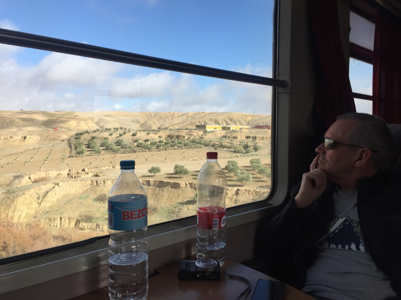 Good God I'm bored…train to Fez
