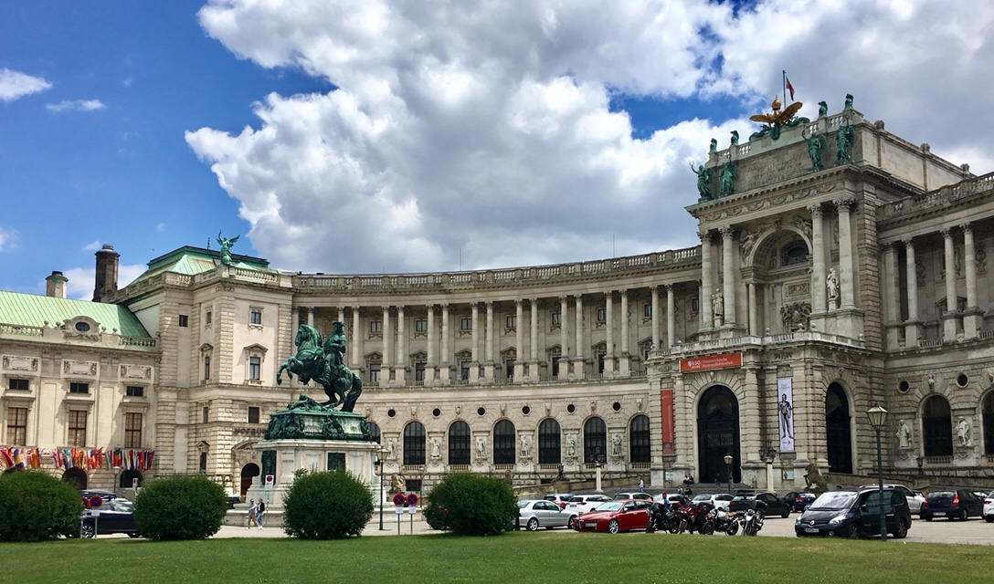 No time for a Waltz in Vienna…just a quickstep or two