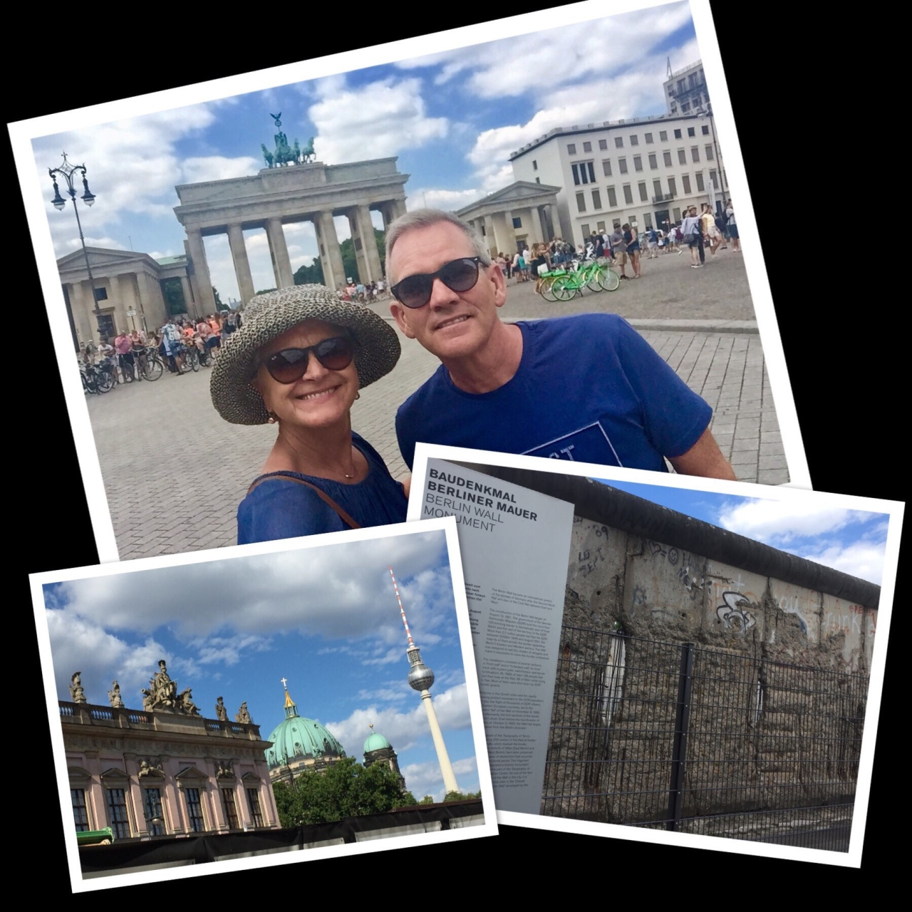 Postcards from Berlin and our own Great Escape !