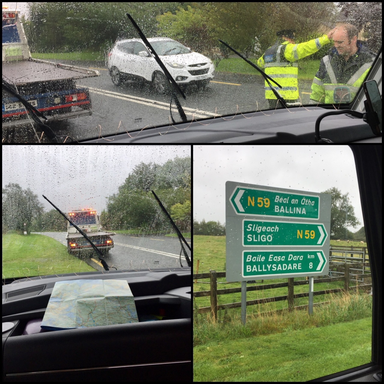 Tow Trucks, Garda and Ireland …Part one